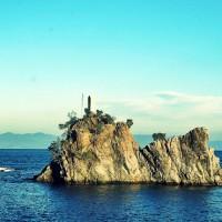 Albissola Marina –  lo scoglio della madonnetta