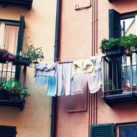 Liguria – i panni stesi ad asciugare