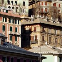 Genova – tra i tetti di Corso Firenze